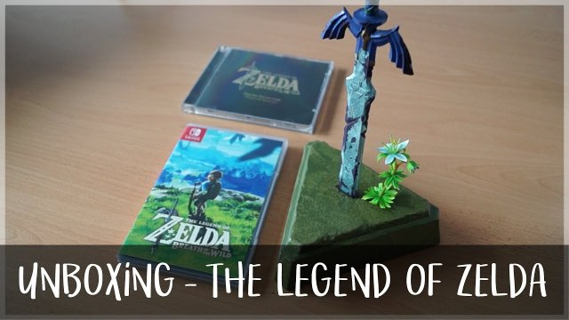 ICH ZEIG'S DIR ● Unboxing - The Legend Of Zelda: Breath Of The Wild! [LIMITED EDITION]