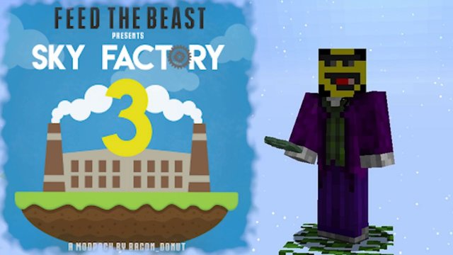 Let's Play Sky Factory 3