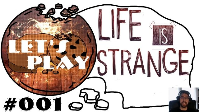 Let's Play - Life is Strange Ep 1 #001 : Deja Vu High [deutsch | 60fps] | SchroedingersCookie