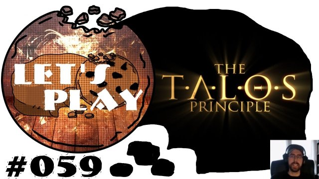 Let's Play - Talos Principle #059 : Kistenrätselkugelbox [deutsch | 60fps] | SchroedingersCookie