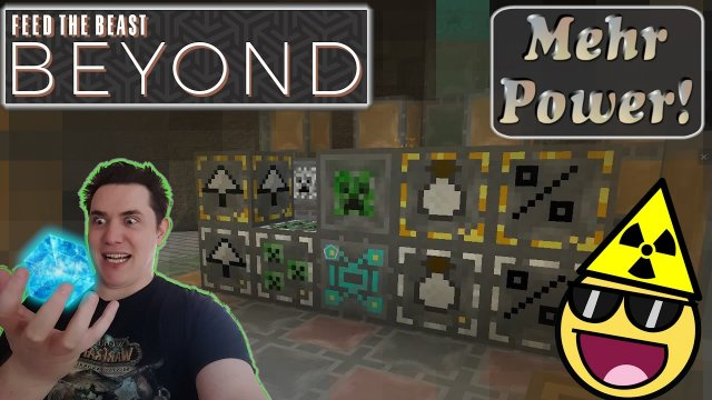 Doppelfolge [1/2]: Mehr XP, Mehr Loot! Let's play Minecraft FTB Beyond [E25] [German/Deutsch]