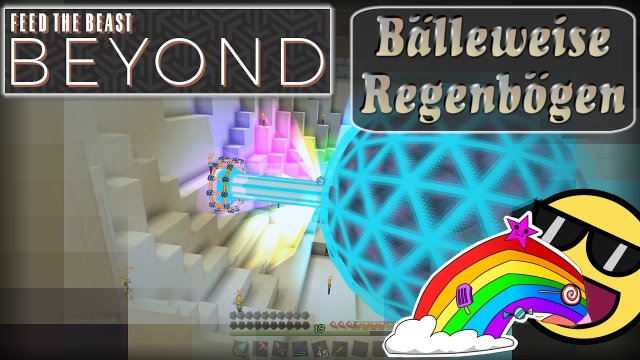 Wer hat die dicksten Bälle in Beyond?  Let's play Minecraft FTB Beyond [E31] [German/Deutsch]