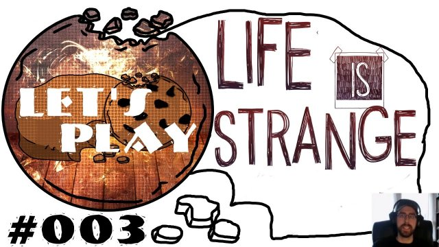 Let's Play - Life Is Strange Ep.1 #003 : Außen Kuh, innen Kuh [deutsch] | SchroedingersCookie