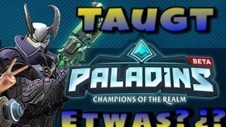 Taugt Paladins Champions of the Realm etwas?