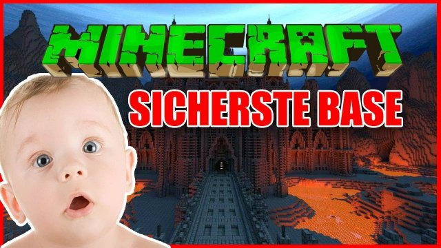 Minecraft  - DIE SICHERSTE BASE!