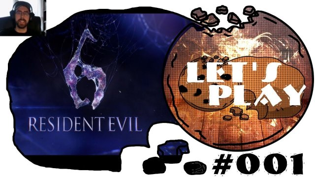 Let's Play - Resident Evil 6 #001 : Zombies, Explosionen - endlich! [deutsch | 60fps]