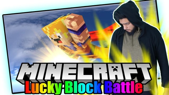 Minecraft - LUCKY BLOCK BATTLE! | Pärchen STREITET sich | VanishTV (Deutsch / German Lets Play)