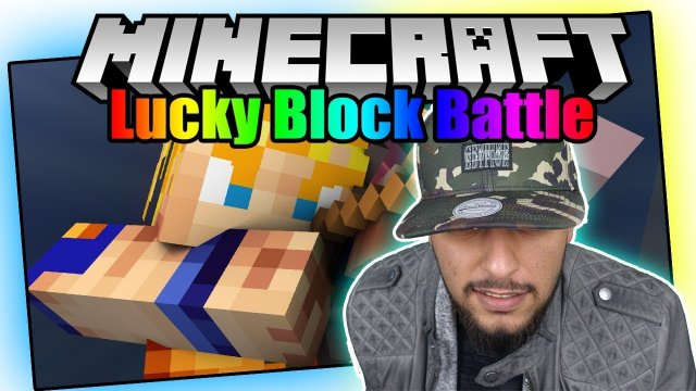 ONE HIT OP BOGEN | Minecraft - LUCKY BLOCK BATTLE | Zeranax & YTLG94 (Deutsch/ German lets play)