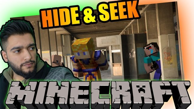 Hide and Seek Hypixel? Heute KEIN Minecraft LUCKY BLOCK BATTLE! Ich habe GEFAILT! :(