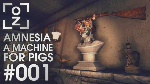 Amnesia: A Machine for Pigs • OchiZockt
