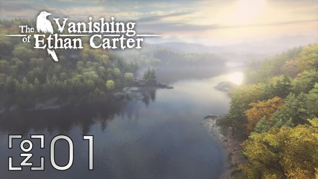 The Vanishing of Ethan Carter • OchiZockt