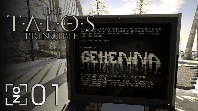 The Talos Principle VR: Road to Gehenna • OchiZockt