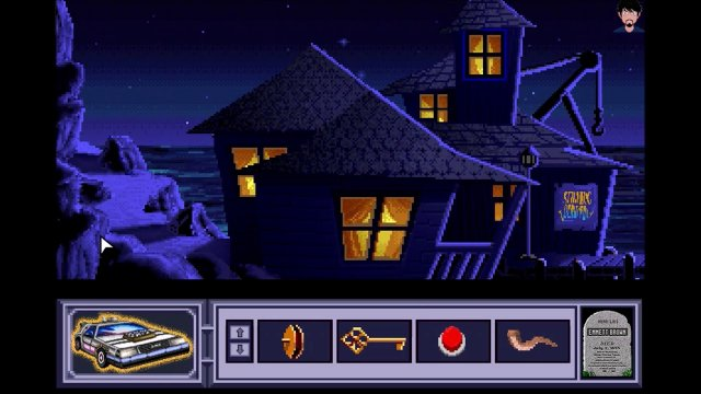 "Let's Play ""Back to the Future Part III : Timeline of Monkey Island"" 003 - #backtothefuture"
