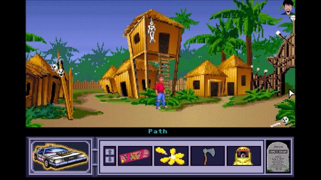 "Let's Play ""Back to the Future Part III : Timeline of Monkey Island"" 004 - #backtothefuture"