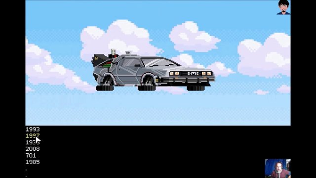 "Let's Play ""TFG- BTTF Part IV - The Multitasking crystal"" 003 