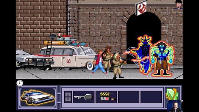 "Let's Play ""TFG- BTTF Part IV - The Multitasking crystal"" 008 