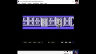 "Let's play ""Project Firestart"" C64 
