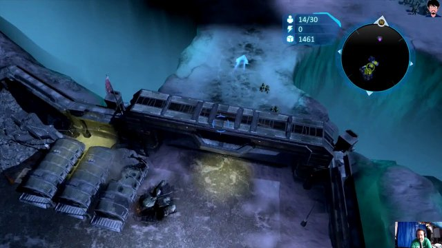 "Let's play ""Halo Wars"" - 002 Sprengladung"