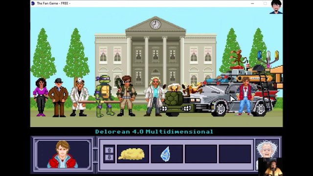 "Let's play ""The Fan Game - Back to the Future Part V"" 008 FINALE 