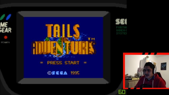 Let's Play Tails Adventures (German/Deutsch) ca. 1 Stunde lang +Cheat