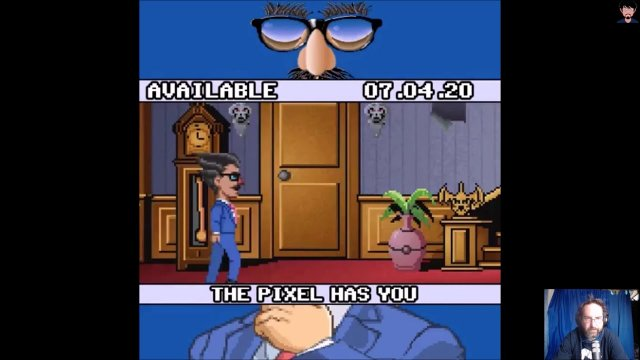 "Let's Play ""THE PIXEL HAS YOU"" 000 Trailer 