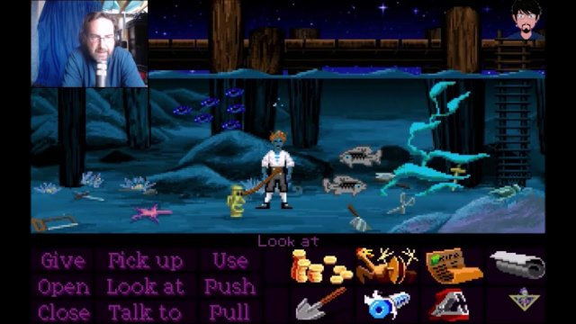 Sterben / Tod in The Secret of Monkey Island