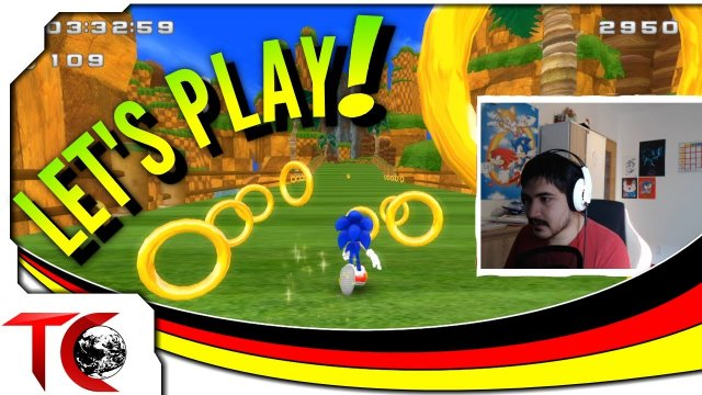 Let's Play Sonic World (German)