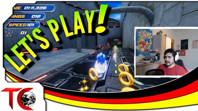 Let's Play Sonic GT (German)
