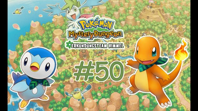 Let's Play Pokémon Mystery Dungeon Erkundungsteam Himmel #50: Der Zeitturm