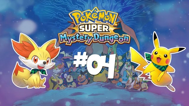 Let's Play Pokémon Super Mystery Dungeon #04: Ab in die Schule