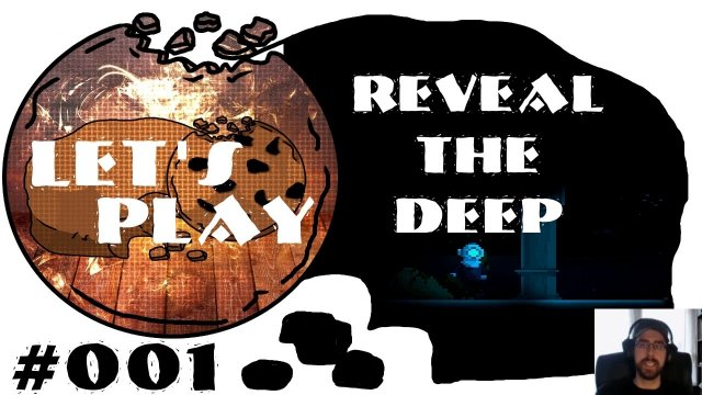 Let's Play - Reveal The Deep #01 : Blub. Blub? BLUB!! (deutsch | 60fps) | SchroedingersCookie