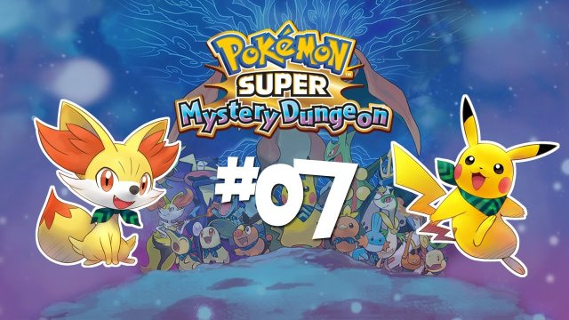 Let's Play Pokémon Super Mystery Dungeon #07: Mobbing ist uncool