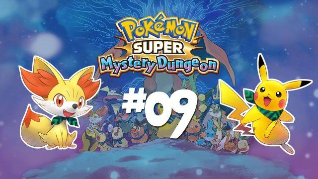 Let's Play Pokémon Super Mystery Dungeon #09: Kombo - Attacken