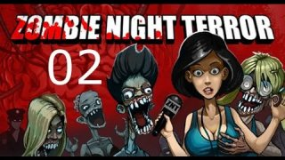 Zombie Night Terror 02 l Laufende Bomben l Triton [HD Cam German] Let's Play