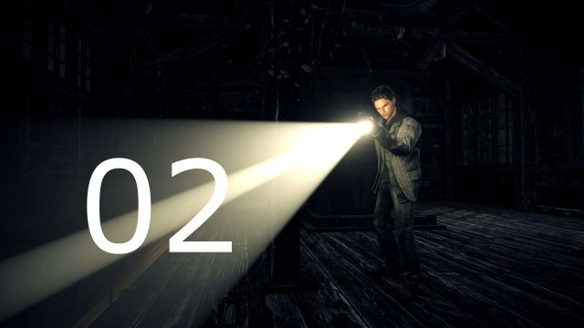 [German] Let's Play Alan Wake Alptraum 02 l Willkommen in Bright Falls