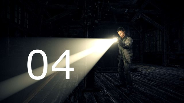 [German] Let's Play Alan Wake Alptraum 04 l Einmal volltanken