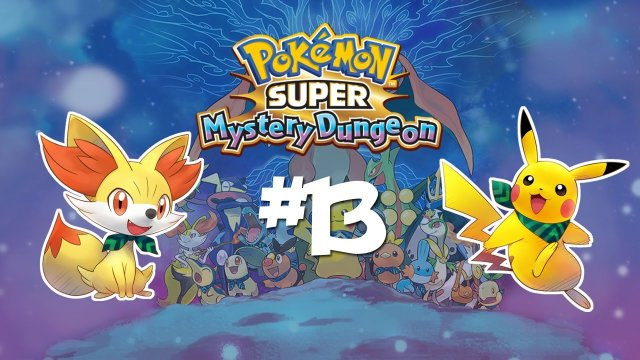Let's Play Pokémon Super Mystery Dungeon #13: Es wird queprügelt!