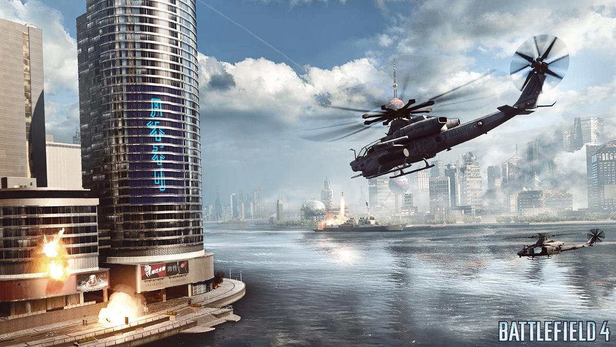 Battlefield 4 - Siege on Shanghai Multiplayer Screens_3 WM
