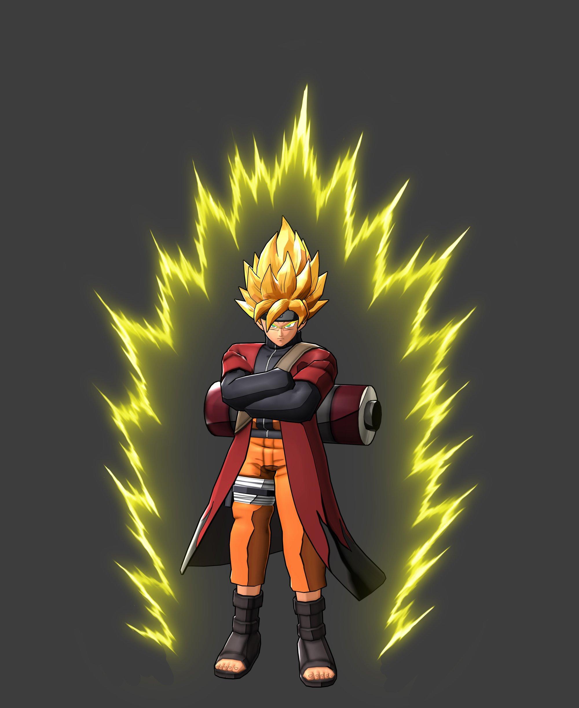 Der Naruto-Skin