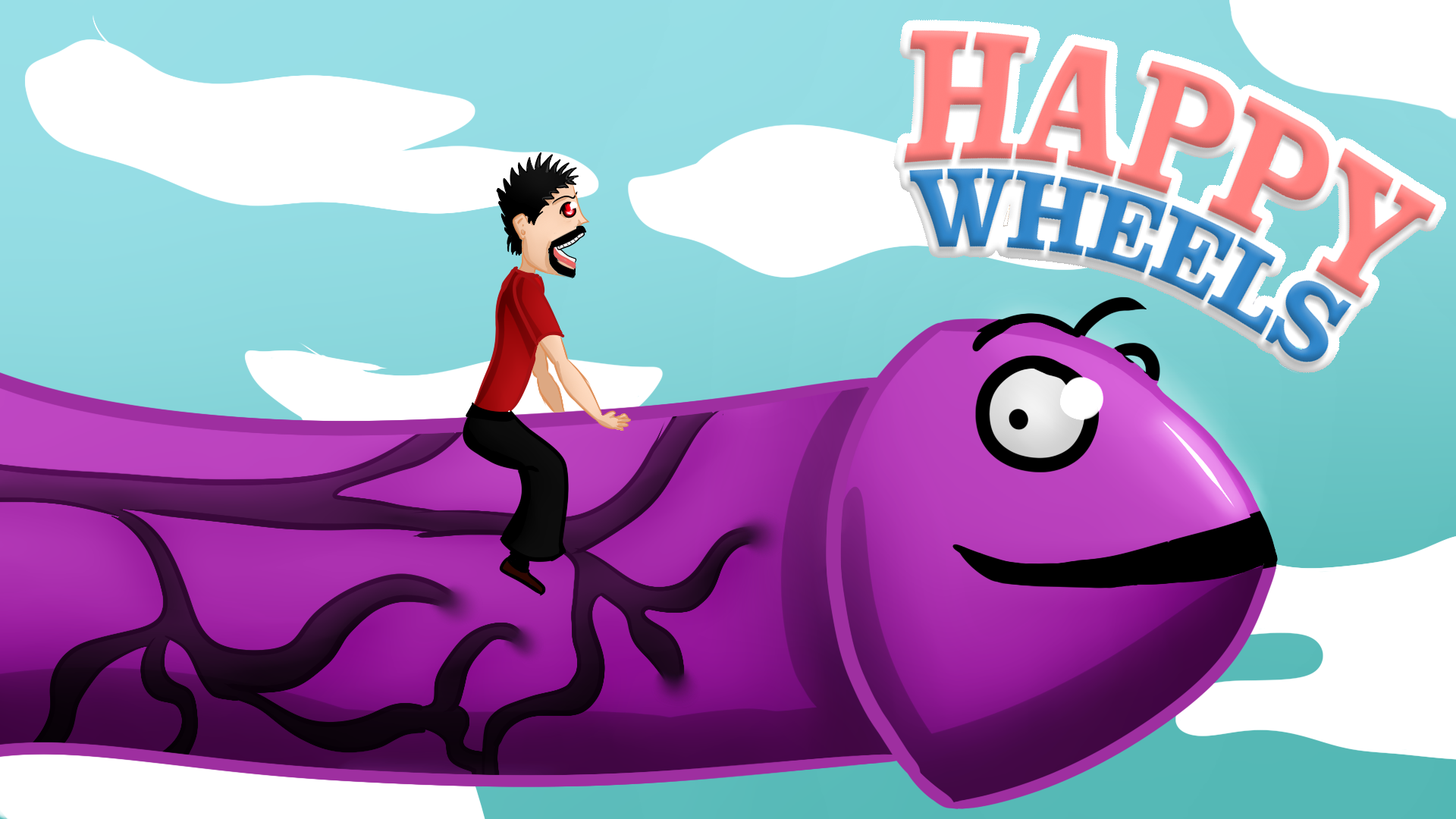 happy on wheels