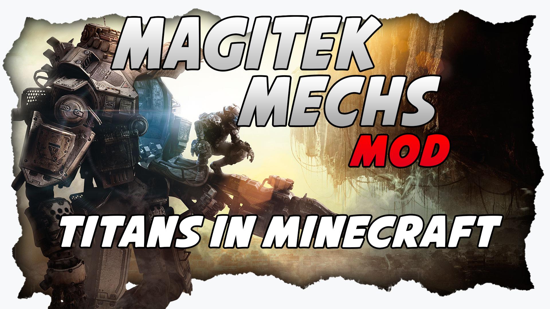 Magitek Mechs