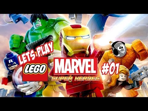 Video thumbnail for youtube video Lets Play Lego Marvel Superheroes - Lass los Lets Playen!