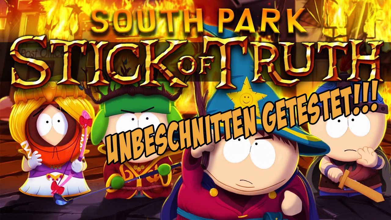 South park Test titel