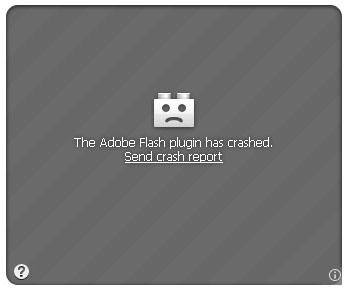 The-Adobe-Flash-plugin-has-crashed