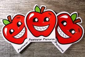 Applewar Pictures: 400.000 Abonnenten