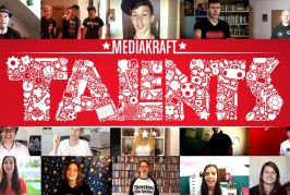 Mediakraft Talents Workshop