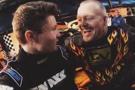 TV Total Stock Car Challenge: Dner gewinnt mit ProSiebenMAXX