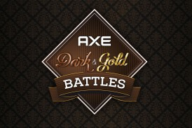 The Mansion: AXE Dark & Gold Battles – sei Live dabei