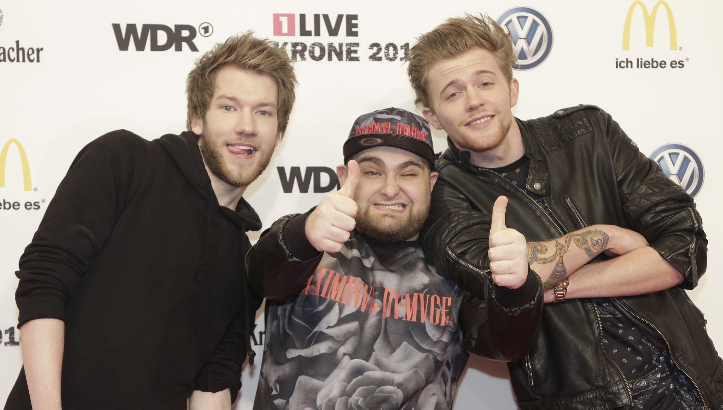 Die 1LIVE Krone 2014 - Der Radio Award