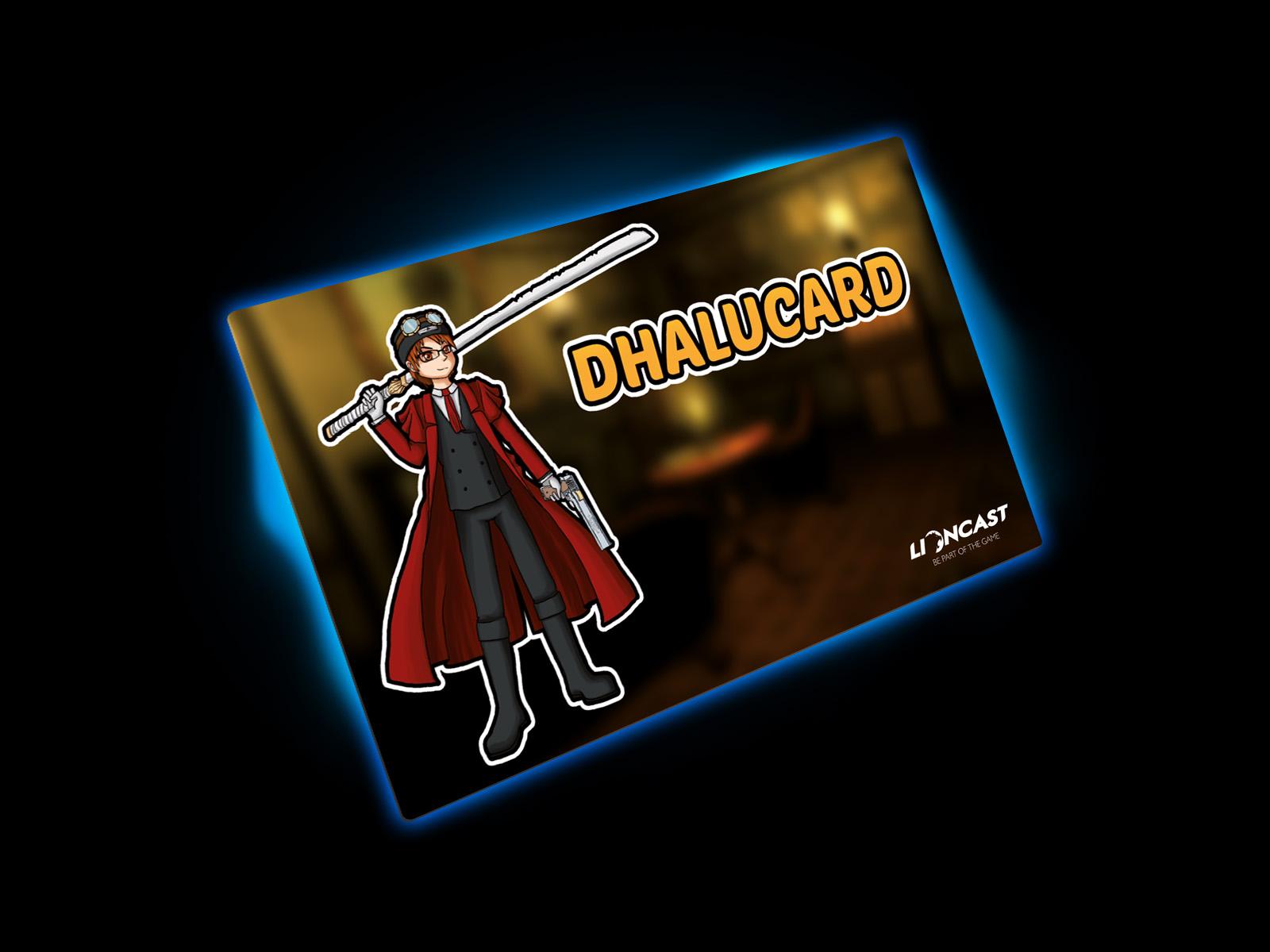 Dhalucard-Beschreibung
